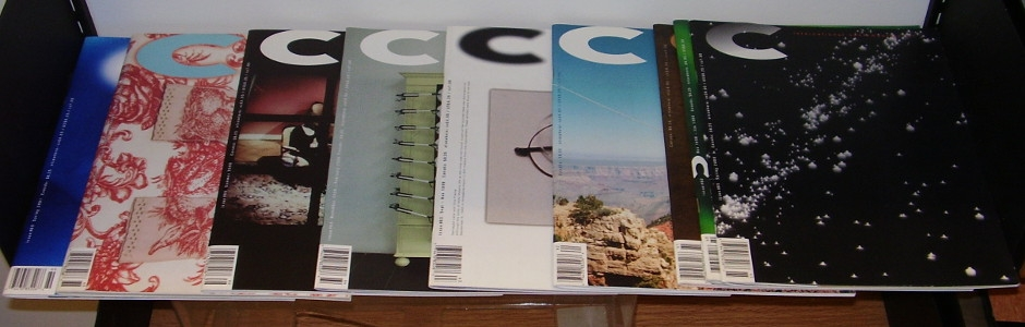 ArtCan supports digitization of the C and FUSE magazine back catalogues